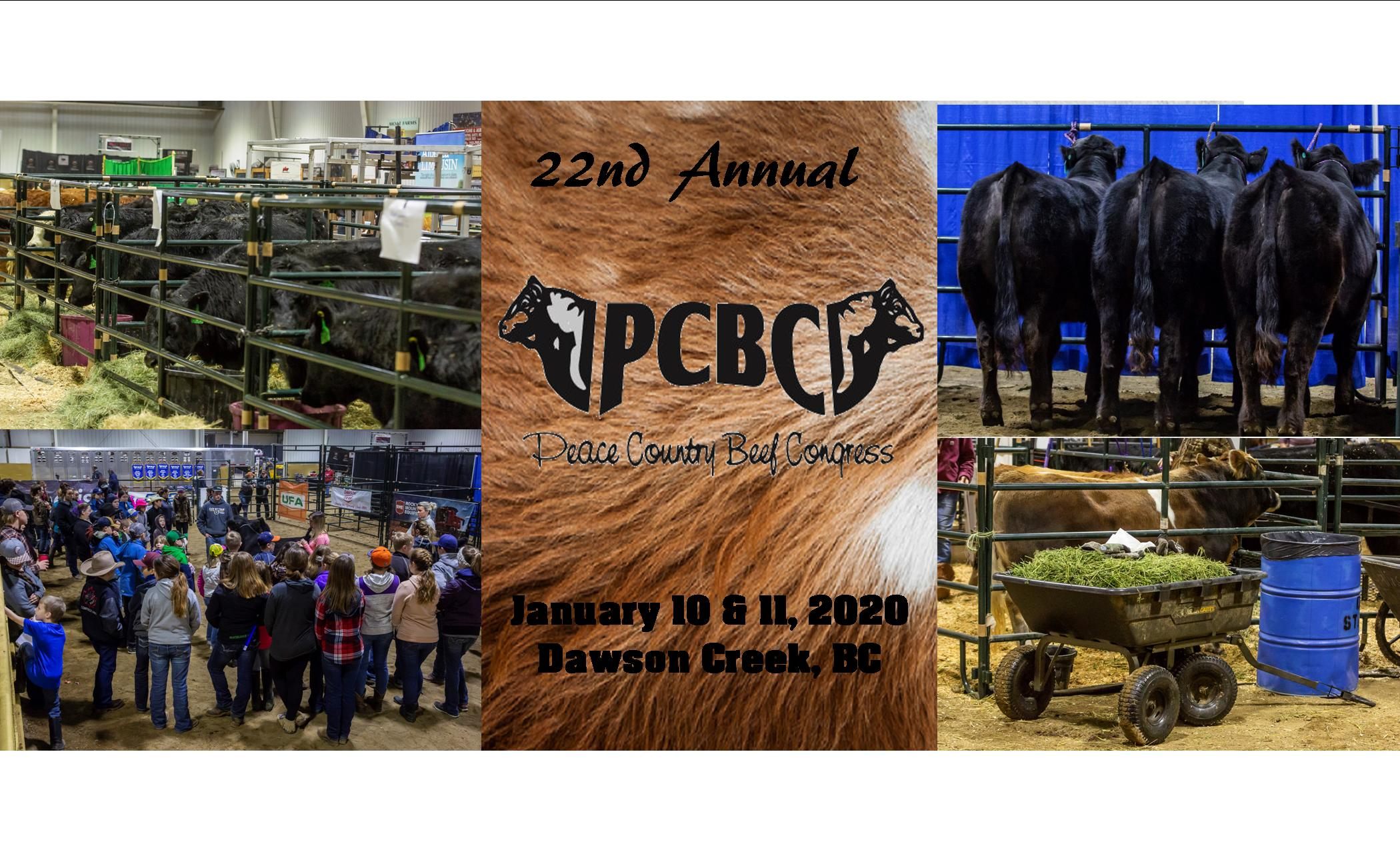 Peace Country Beef Congress